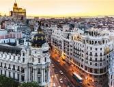 Нова година в Мадрид - със самолет