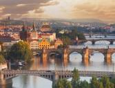 Прага - градът на 100-те кули - с автобус от София