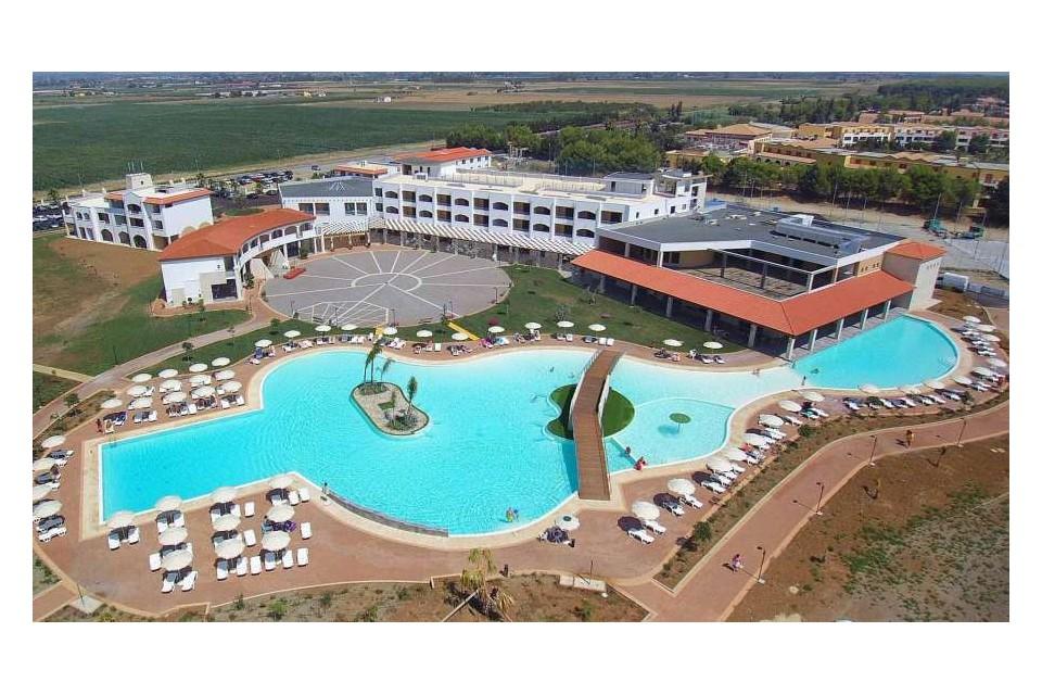 Почивка в Пулия от Варна и София -Danaide Resort 4*, Superior