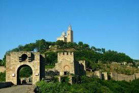 Veliko Tarnovo - Tsarevets hill