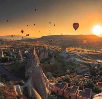 Анталия и Кападокия - Земя на феномени - от Варна