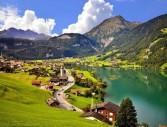 Швейцария и Италия есен 2020