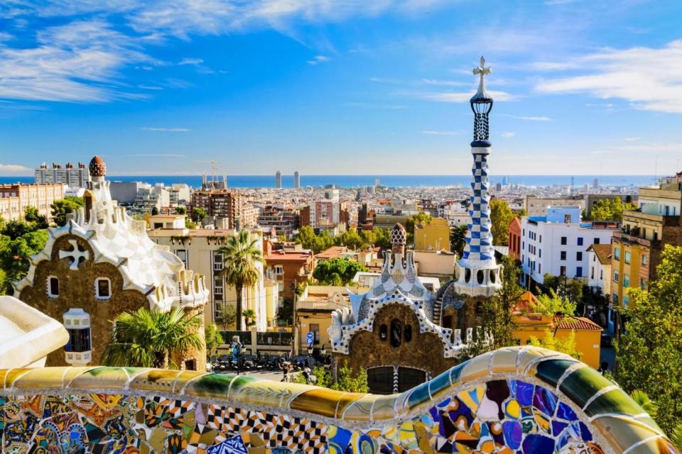 Коста Брава и Барселона - с полет от Варна