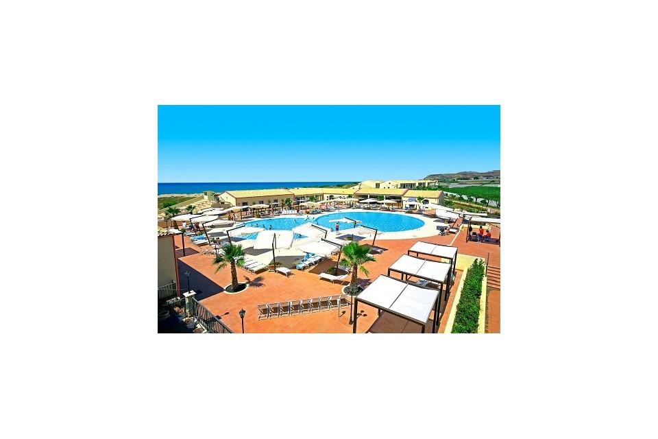 Почивка в Сицилия - с полети от Варна и София, Eden Village Sikania Resort & SPA 4*