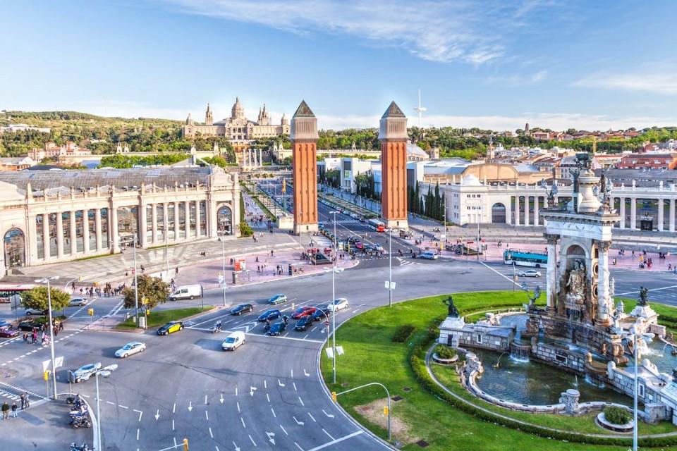 Уикенд в Барселона - с полет от Варна