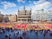 Коледни базари в Брюксел - със самолет от София